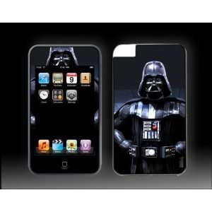 Apple iPod Touch 3G Darth Vader Star Wars Vinyl Skin kit decal cover