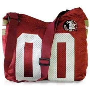 Florida State Seminoles Jersey Messenger Bag  Sports