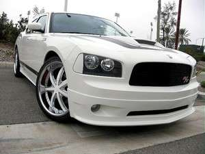 Painted Body Kit PW1 Stone White Ground Effects Air Dam Side Rails