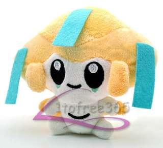 Pokemon New JIRACHI 6 Soft Plush Doll PC654