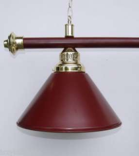61 Pool Table Light   Billliard Lamp For 7 or 8 Table