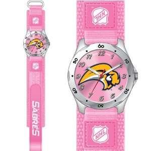Buffalo Sabres NHL Girls Future Star Series Watch (Pink