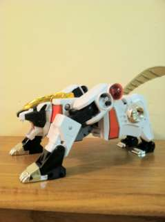 Mighty Morphin Power Rangers White Tiger Zord