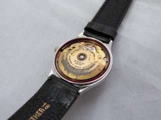 Vintage Rado Voyager Automatic 17 Jewel Mens Watch
