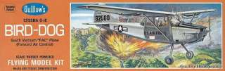 Guillows CESSNA BIRD DOG Flying Balsa model kit#902