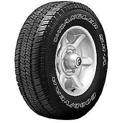 Wrangler SRA Tire   P235/70R16 104S OWL  Goodyear Automotive Tires