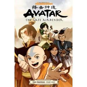 Avatar: The Last Airbender   The Promise, Part 1 Paperback