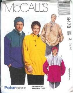 Sewing Pattern Outwear Coat Jacket Plus Full Size Misses Women