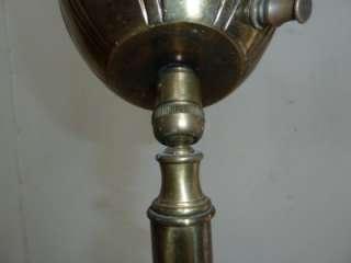 Vtg Mid Century Mod Stiffel Torchiere Tripod Floor Lamp