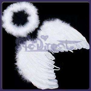 18mo baby Dress up Costume angel wing photo prop New