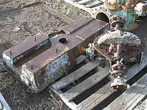 Chicago Pump 91537 1 Centrifugal Water Transfer Pump