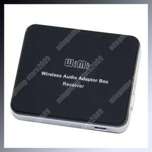 USB Wireless Audio Receiver Adaptor Transmitter Remote