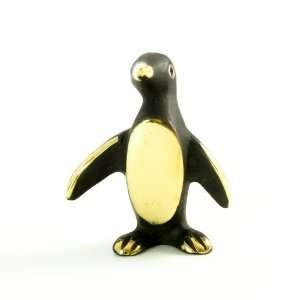 Walter Bosse Brass Penguin Figurine