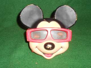 1989 IDEAL MICKEY MOUSE 3D VIEW MASTER