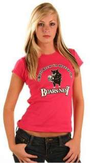 Juniors Dukes of Hazzard Boars Nest Daisy Duke T shirt