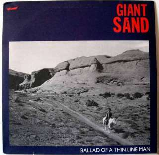 Ballad of a Thin Line Man LP NM (UK import) vinyl record album