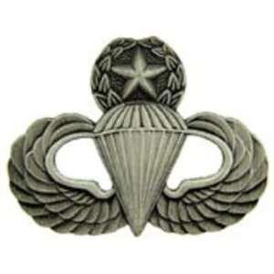 U.S. Army Master Paratrooper Pin 1 1/2 Arts, Crafts