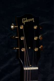 Gibson J 45 Acoustic Electric Custom Shop Custom Flame Limited 2006