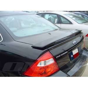 05 07 Mercury Montego JKS Custom Style Rear Spoiler with