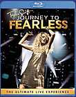 NEW Taylor Swift Journey to Fearless (Blu ray Disc, 2012) Ultimate