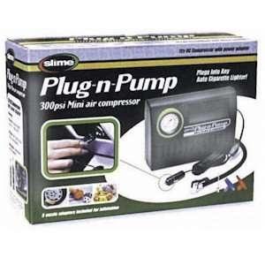 Slime Plug N Pump Air Compressor Pump Everything Else