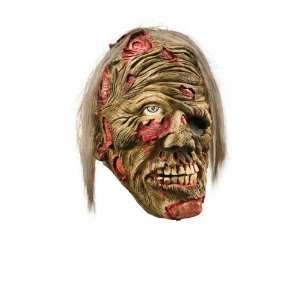 Foam Latex Mask, Decomposed Zombie