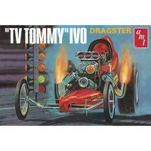 AMT   1/25 TV Tommy IVO Front Engine Dragster (Plastic