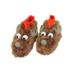 Arthur Christmas Reindeer Feet Light up Shoe Covers for