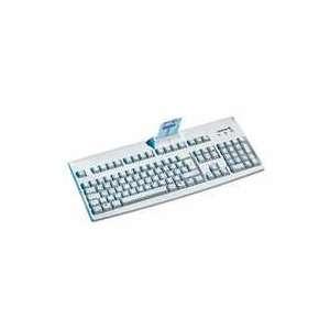 Black USB Keyboard W/ High Performance Smart Card Reader Electronics