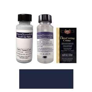 Oz. Nautical Blue Metallic Paint Bottle Kit for 2013 Scion FR S (8S6