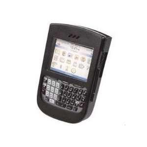 Black Metal Case Cover for RIM Blackberry 8700 8700c 8703e