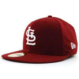 St. Louis Cardinals 59Fifty MLB C Dub Hat