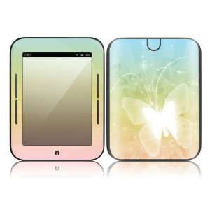 Dreamy Butterfly Design Decorative Skin Cover Decal Sticker for Barnes