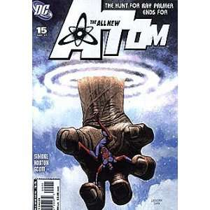 All New Atom (2006 series) #15: DC Comics: Books