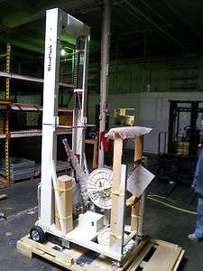 NEW Strapack Semi Automatic Pallet Strapping Machine 1/2 Strapping