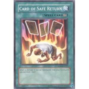 Yu Gi Oh!   Card of Safe Return   Retro Pack 2   #RP02