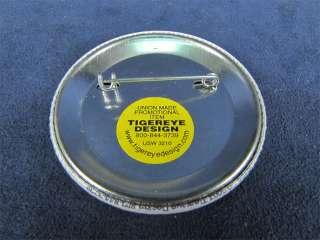 2008 Barack Obama Presidential Campaign Collectors Pin
