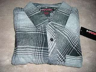 Tony Hawk Yg Mens Plaid Flannel Shirts~Sm,M,Lg~$34~NWT