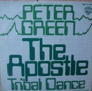 PETER GREEN ( FLEETWOOD MAC )  The Apostle /MINT
