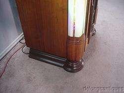19511Rock Ola Harley Davidson CD Juke Box