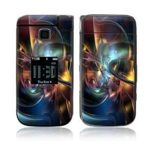 Samsung Alias 2 Decal Skin Sticker   Abstract Space Art