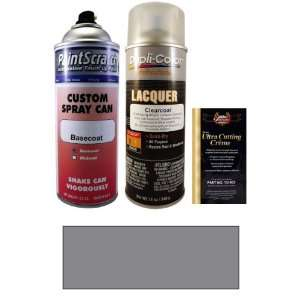 Oz. Urban Gray Metallic Spray Can Paint Kit for 2003 Volkswagen Golf