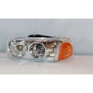 Sierra/Yukon Denali Head Light Left Hand TYC 20 6860 00: Automotive