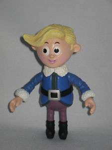 Rudolph Red Nosed Reindeer Hermey Elf Figure