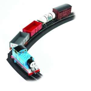 Trains Thomas Fun with Freight Set Ready   To   Run Ho Scale Train Set