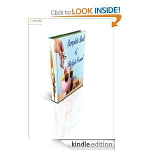 Complete Book of Budget Travel: Iris Stephanine Lam: