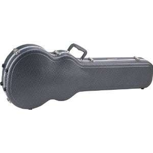 Graphite ing Single Cutaway Electric Guitar Case Gray ABS Molded