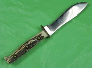German Germany Solingen BUCK CREEK Hunting Bone Knife