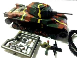 Precise 1/72 WW II Japanese Tank type 97 Chi Ha Yellow