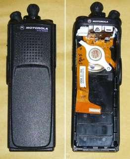Black Case Housing for Motorola XTS5000 Model 1 M1